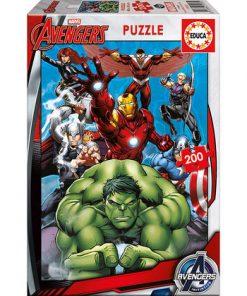 puzzle-200-avengers