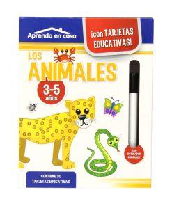 aprendo en casa animales