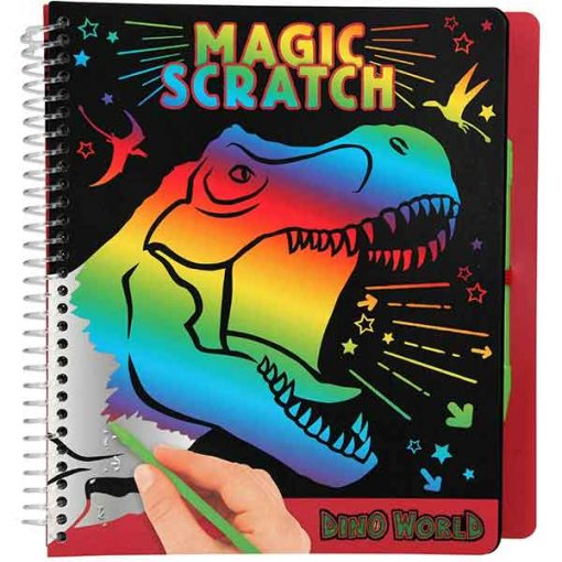 Magic-Scrath-Dino