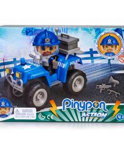 pinyon action policia