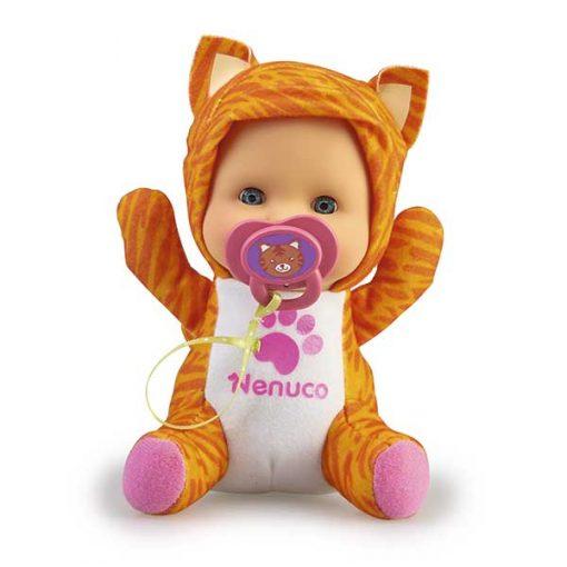 nenuco bebe tigre