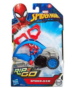 figura-spidercerdo-con-vehiculo-spiderman-marvel