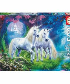 puzzle unicornios 500 piezas