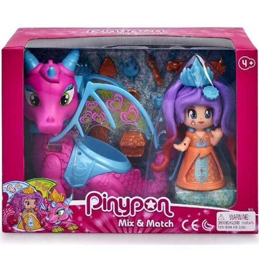 pinypon-reina-dragon