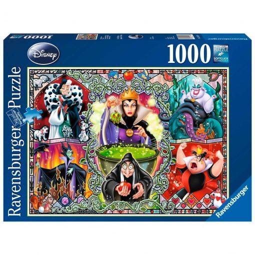 puzzle-ravensburger-villanas-disney-de-1000-piezas