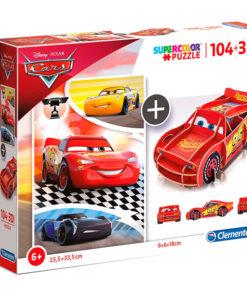 puzzle-cars-104p-3d
