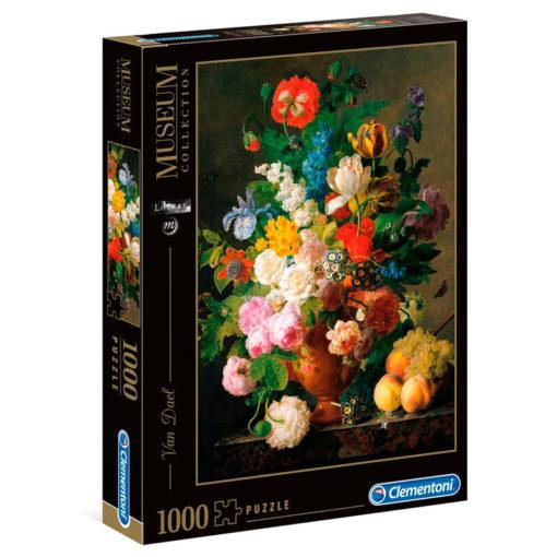 puzzle-jarron-flores museo