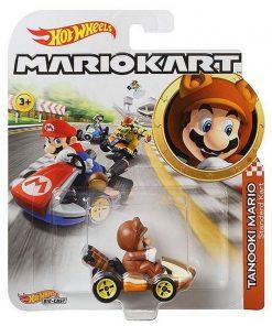 coche-hot wheels-mario-kart